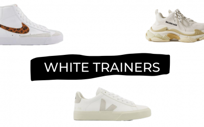 The Perfect White Trainer